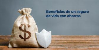 seguro de vida con ahorro